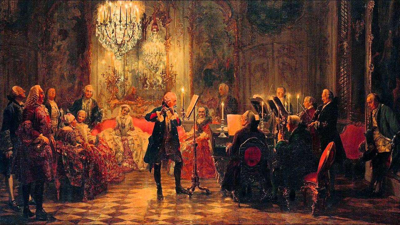 friedrich ii 39 der gro e 39 flute concertos christoph huntgeburth ensemble sans souci berlin. Black Bedroom Furniture Sets. Home Design Ideas