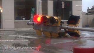 Hurricane Harvey Damage - Corpus Christi, TX 8-25-17