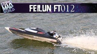 Радиоуправляемая лодка FeiLun FT012 из Gearbest.com