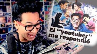 LA CHICA DEL PERIÓDICO ME RESPONDIÓ | ANDYNSANE