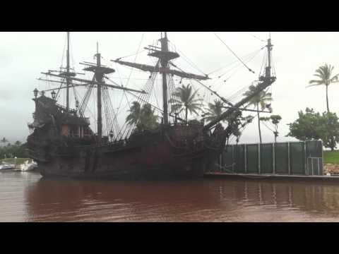 Queen Anne's Revenge: Blackbeard's Ship