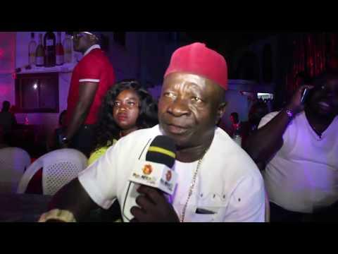Chief Dr Uwaezuoke Nollywood Actor hypes  Pan Africa tv unplug