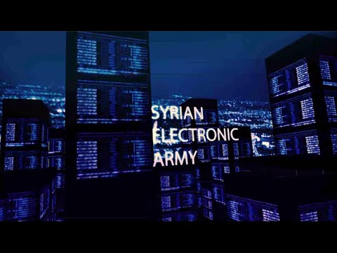 Syrian Electronic Army in a year - 2014 - الجيش السوري الإلكتروني في عام