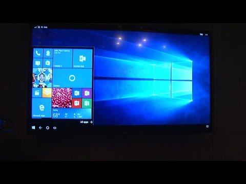 Windows 10: así puedes convertir un celular en computadora con Continuum