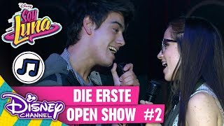 SOY LUNA - Open Music Show #2 aus Staffel 2 | Disney Channel Songs