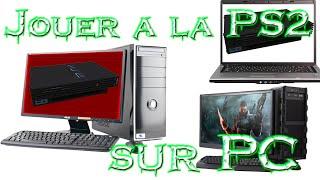 Jouer a la PS2 sur PC + manette (émulateur) 2015