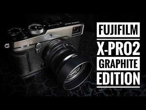FUJIFILM X-Pro2 Graphite Edition Review