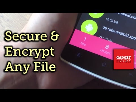 Encrypt & Hide Files, Photos, & Videos On Your Android [How-To]
