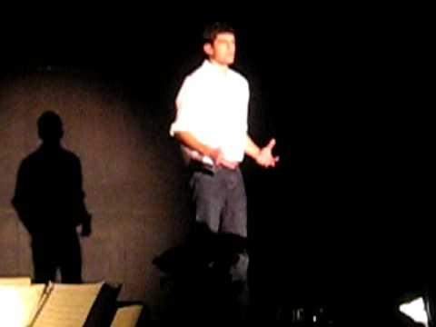 Joel: Part of Hamlet's Monologue