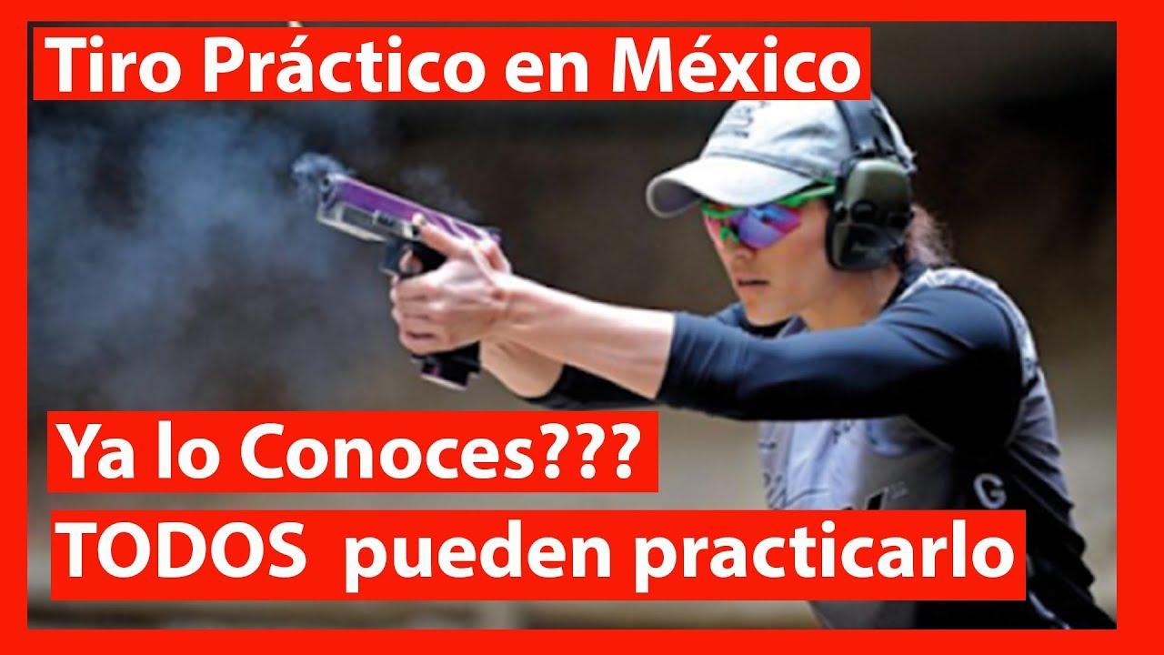 SEDENA México - Cómo es el Tiro Práctico en México - IPSC