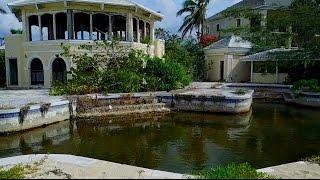 Exploring a MASSIVE abandoned hotel resort in Bahamas