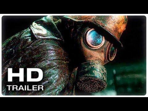 KING'S MAN׃ НАЧАЛО Русский Трейлер #1 (2020) Джемма Артертон, Аарон Тейлор-Джонсон Action Movie HD