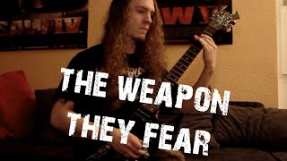 Heaven Shall Burn - The Weapon They Fear (HQ Guitar Cover)