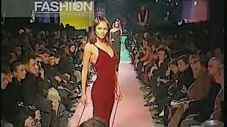 TOP MODELS OF THE 90'S Helena Christensen in Jean Paul Gaultier 1996 - Fashion Channel