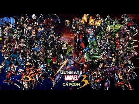 [Стрим, Online] Ultimate Marvel Vs Capcom 3 (PC) - Всем СТААААРС)