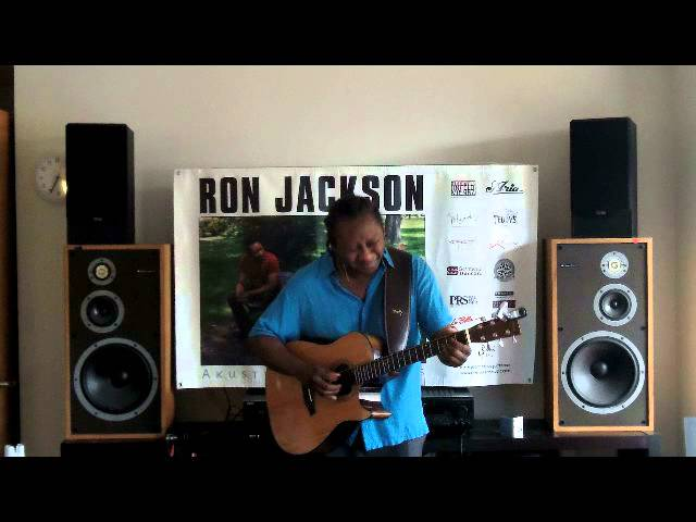 """Bucket Blues by Ron Jackson from """"Akustik InventYours"""" Video Promo"""