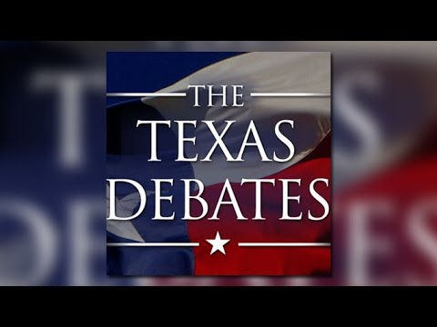 The Texas Debates: Race for Governor