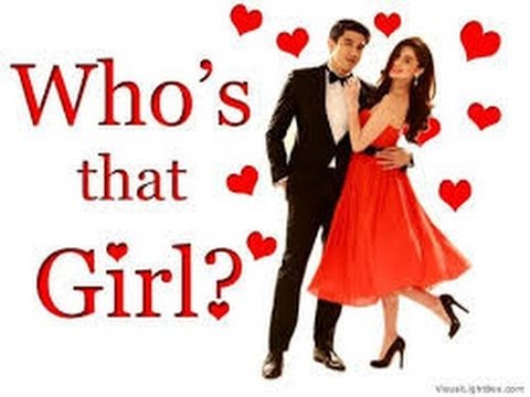 Who's That Girl Rare Videos! [EXCLUSIVE]