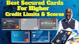 5 Secured Credit Cards That Graduate To Unsecured Credit Cards To Get A Higher Credit Score 2021