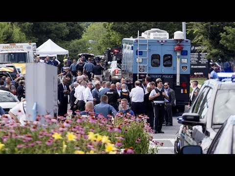 Five Confirmed Dead In Maryland Newsroom Shooting
