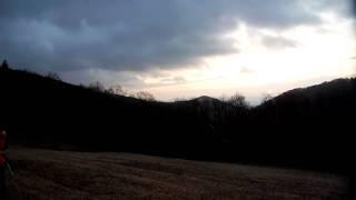 Foto trenutki na poti s Pokojnega vrha na Bohor - 9. 1. 2011 thumbnail