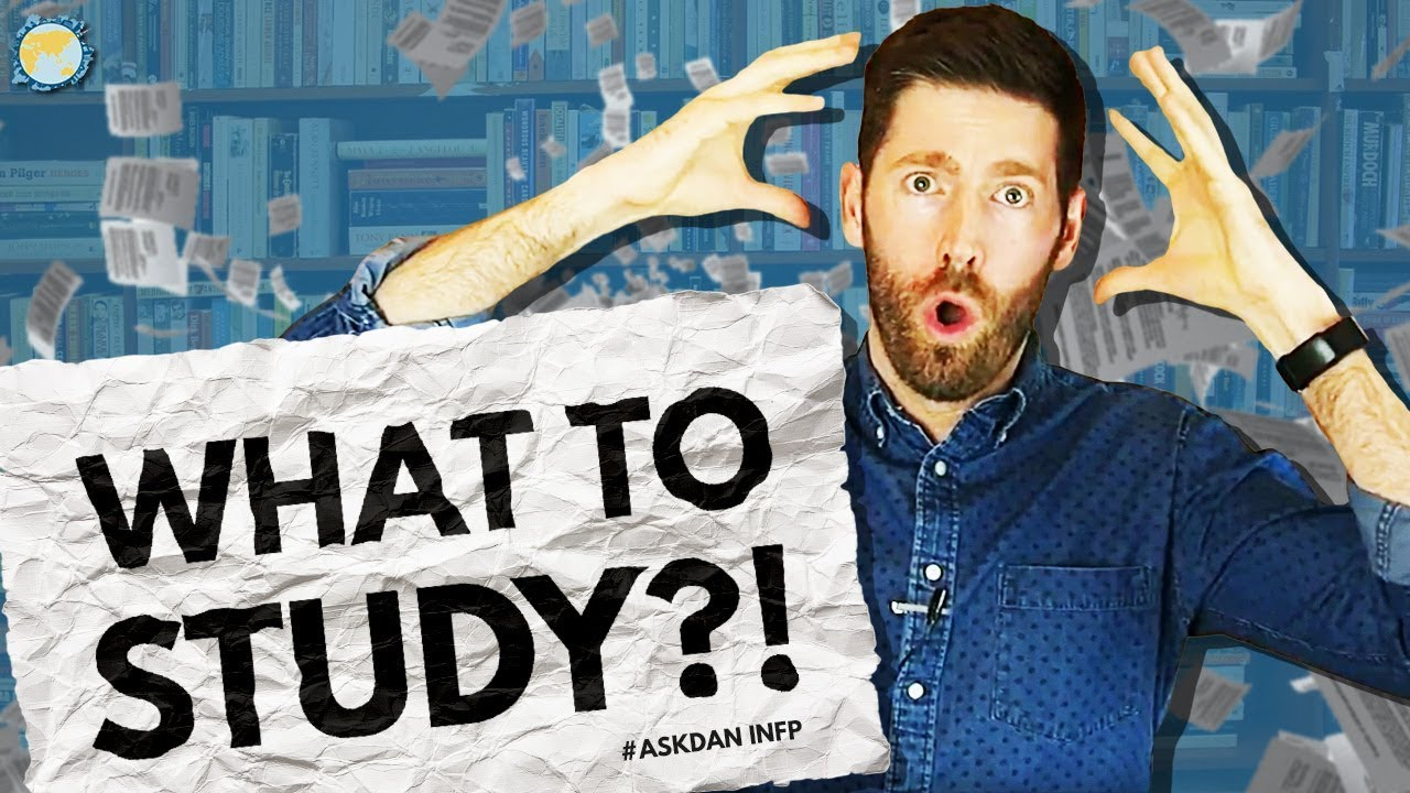 PSYCHOLOGY COLLEGE MAJOR - Can I make money? #AskDan INFP - Dreams Around  The World