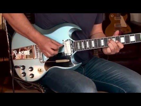 2006 Gibson Custom Shop Elliot Easton SG, Part3