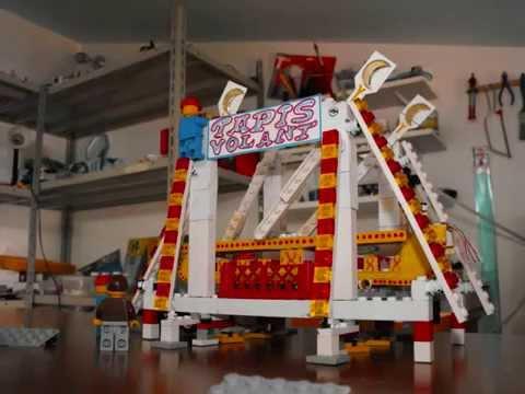 LEGO GIOSTRE TAPPETO VOLANTE YouTube