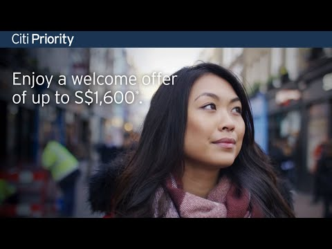 Access The World With Citi Priority