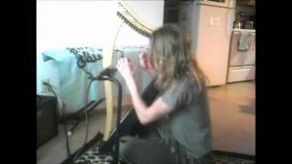 Gut Strings - Dusty Strings Ravenna 26 Lever Harp