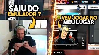 PIUZINHO VIRA MOBILE, CER0L FICA BRAV0 AO LEVAR HATE!!! (Melhores Clips)