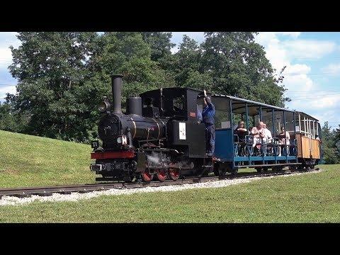 Trains à vapeur du Chemin de Fer des Chanteraines