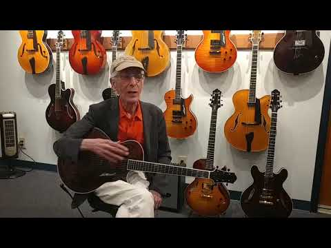 Pat Martino visits Benedetto for 50th Anniversary