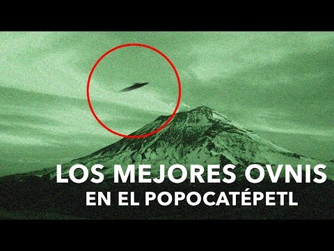 nouvel ordre mondial | 5 Awesome UFOs captured in the Popocatépetl