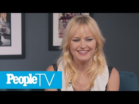 Malin Akerman Was About To Quit Acting Before 'The Comeback'  PeopleTV  Entertainment Weekly