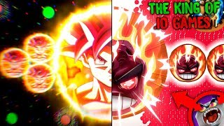 ►THE KING OF .IO GAMES!🔥 / Agar.io, Gaver.io & Gota.io
