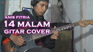 cover gitar 14 malam - Anis Fitria - SIRAMPOG Chanel