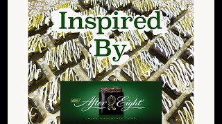 Inspired by After Eight's..... Handmade Soap