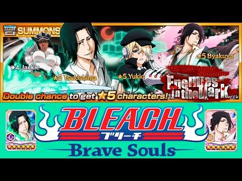ТЕСТ НОВЫХ ПЕРСОНАЖЕЙ (The Lost Agent: Enemies in the Dark)   Bleach Brave Souls #41