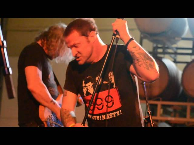 Caustic Christ - 8/6/2016 Hardywood, Richmond VA - Benefit for L-Bug