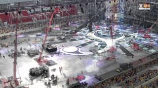 Eurovision 2011 HD Time-lapse Original