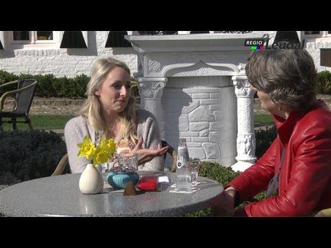 Bijzonder ontmoeting Kelly van den Elzen