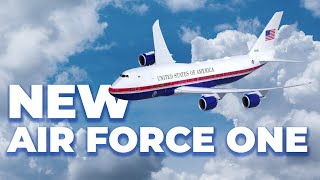New Air Force One Boeing 747s Come From Bankrupt Russian Airline Transaero