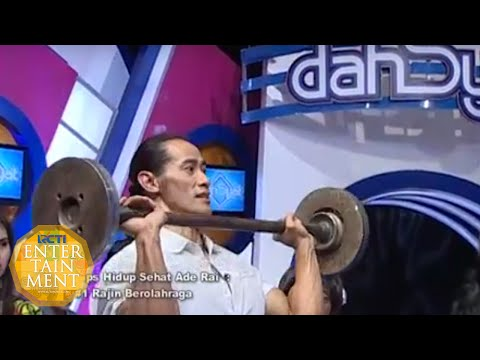 Wow, mantap nih Ade Rai [ Dahsyat ] [ 07 Agustus 2015 ]