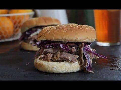 How to Make Slow Cooker BBQ Pork   Pork Recipe   Allrecipes.com