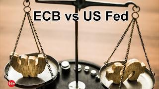 EUR/USD зависит от ЕЦБ и ФРС