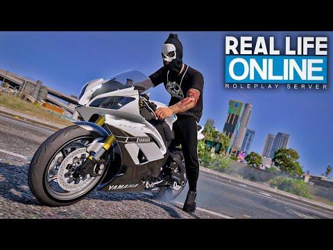 MARK RUMPE gibt VOLLGAS!   GTA 5 RP   Real Life Online