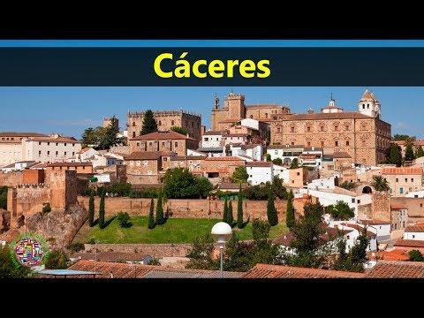Best Tourist Attractions Places To Travel In Spain   Cáceres Destination Spot