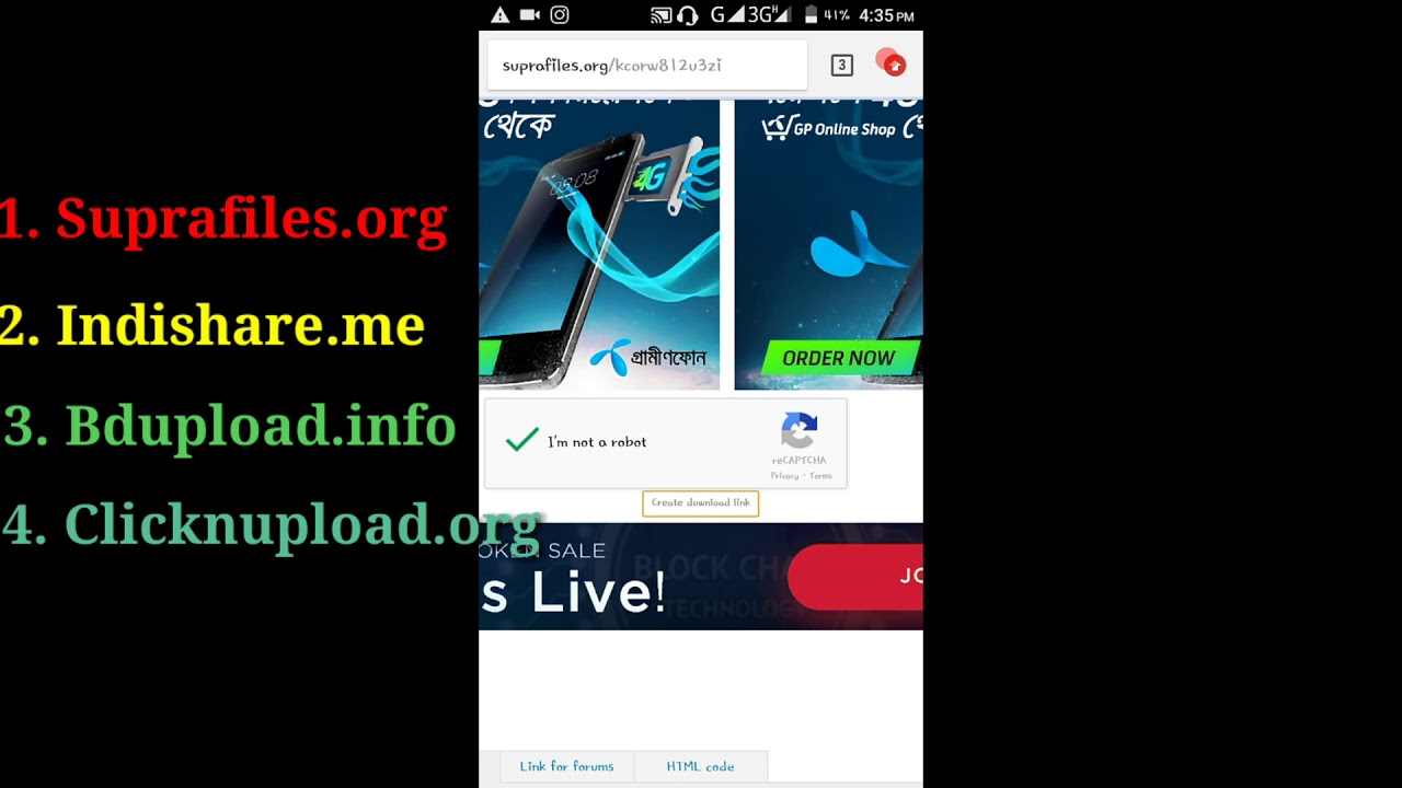 How To Download any Hosting Site in Mlsbd com or Others Website