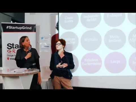 Startup Grind Frankfurt - 3 pitches (#SGF5 am 19.5.2016)